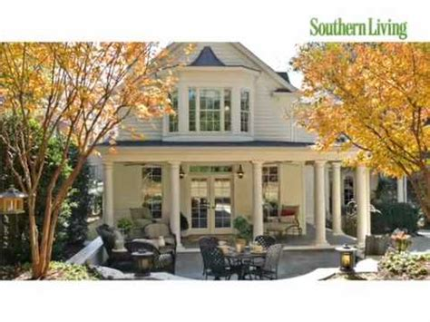 southern living builders castle homes chosen for southern living custom builder
