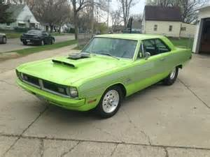 71 dodge dart dual quads trade for sale in