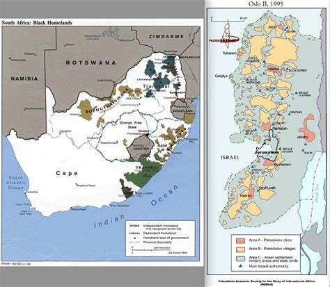 west bank east south africa the apartheid analogy between south africa and occupied