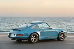 Stinger Porsche Singer Porsche 911 Monterey Style