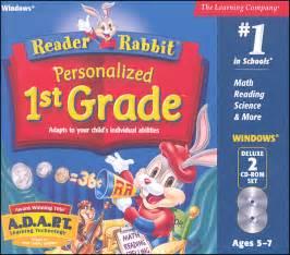 Reader rabbit 1st grade favorites reader rabbit personalized 1st