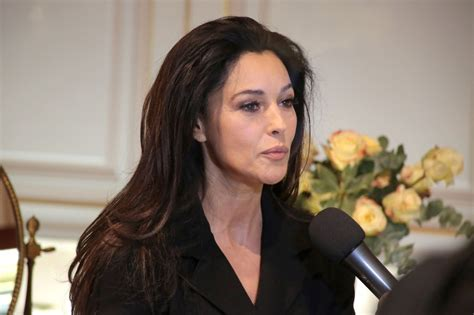 monica bellucci early years ara i cant figure out if monica bellucci is aging well or