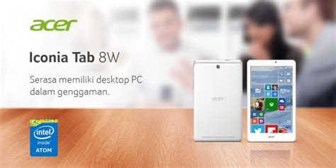 Harga Acer Iconia Tab 8w acer notebook hybrid acer store lung