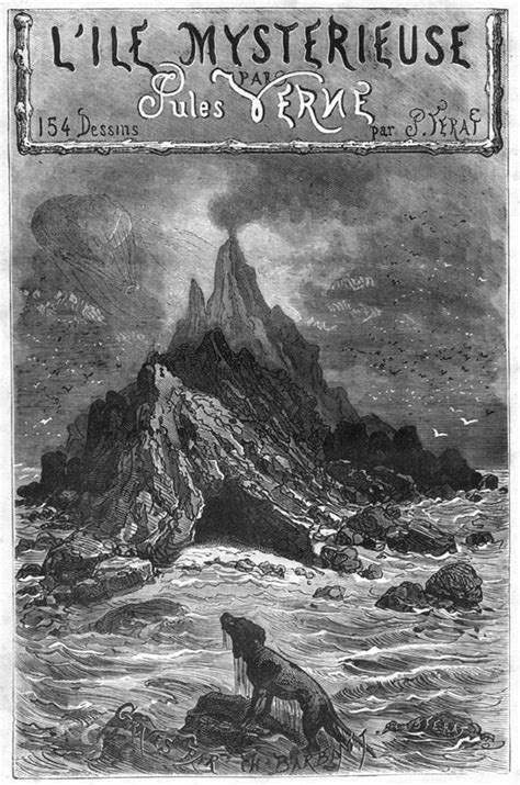 Jules Verne: Book: Mysterious Island - ANash