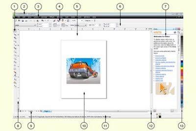 tutorial corel draw x4 lengkap pdf tutorial corel draw xa nabilaswar222