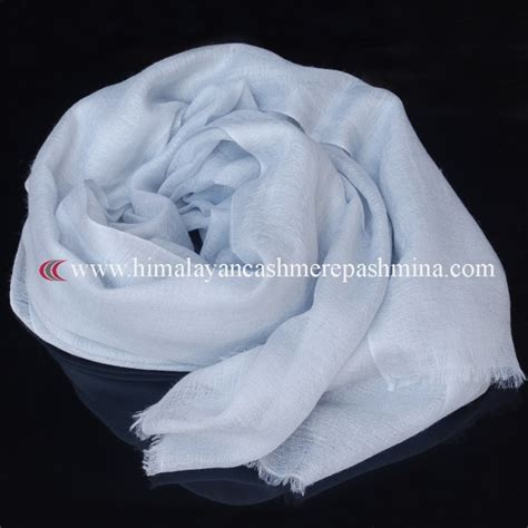 Best Quality Adeline Pashmina By Encyclo best quality light blue pashmina shawl