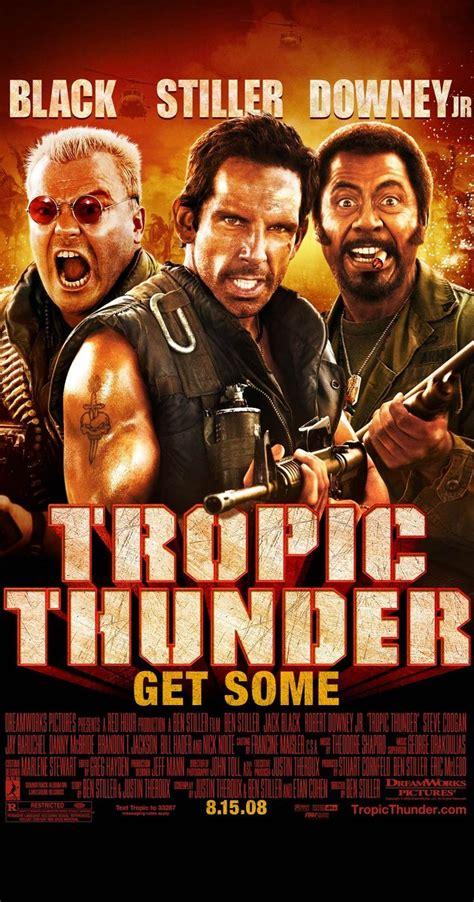 film comedy war tropic thunder 2008 imdb