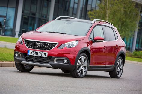best suv 2008 new peugeot 2008 compact suv impressions wheels alive