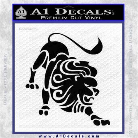 black mirror zodiac puzzle save game leo zodiac decal sticker intricate 187 a1 decals