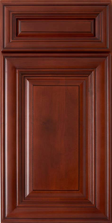bristol cherry cabinet door style traditional kitchen