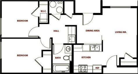 rental property floor plans brookside park apartments rental floor plans