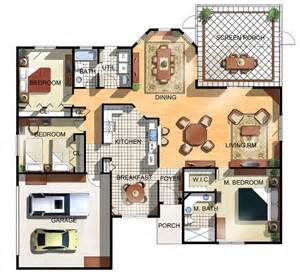 Free Room Layout Website Architectures Floor Plans House Home Wooden Tiles Ceramic