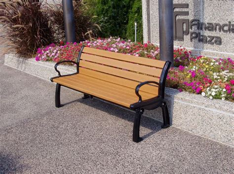 recycled benches outdoor recycled outdoor bench recycled park benches