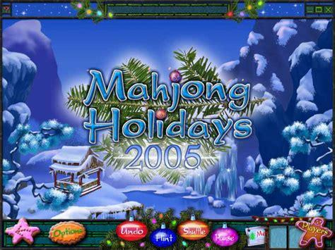 download free full version games big fish mahjong holidays 2005 download free mahjong holidays