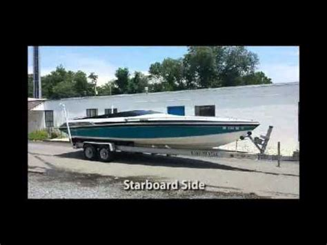 excel boat t top 1988 wellcraft scarab 28 excel exterior closeups for