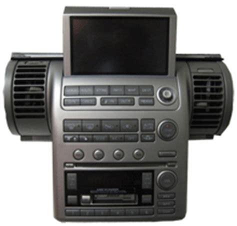 security system 2003 infiniti g35 navigation system infiniti radio navigation cd changer repair g357 g35