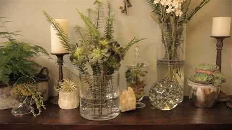 centerpieces made from nature botanicals to create nature inspired plant centerpieces pottery barn