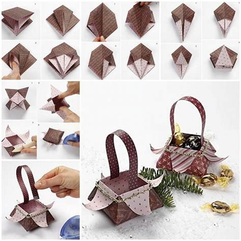 Origami Gifts To Make - creative ideas diy origami gift box