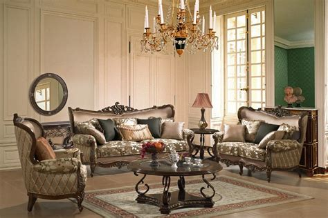 French Living Room Furniture | micado french style living room set living room
