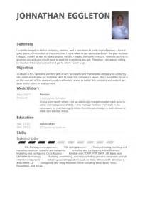 Painting Resume by Painter Resume Sles Visualcv Resume Sles Database