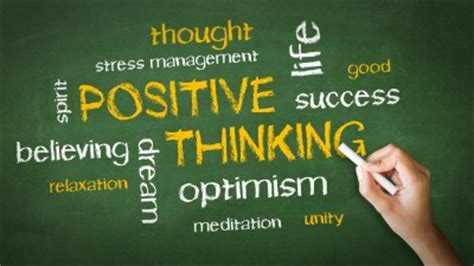 Power Of Positive Thinking power of positive thinking is learning