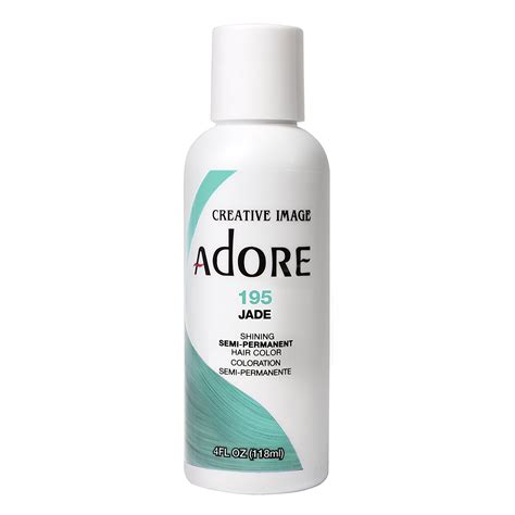 rinse hair color adore creative image shining semi permanent hair color