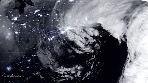 2015 new york blizzard nasa and noaa satellites image crippling blizzard of 2015