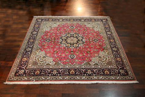 tappeti persiani tabriz emporio tappeti persiani by paktinat tabriz cm 200x200