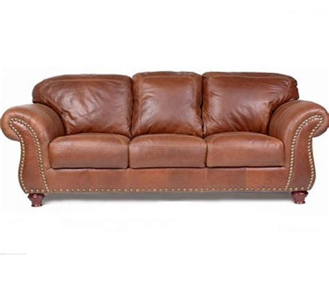 Furniture Leather Sleeper Sofa Sofas Leather Sleeper Sofas Dark Brown Sofa American