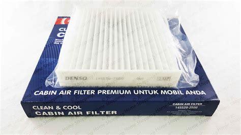 Filter Udara Kabin Filter Udara Ac Altis Denso 55286 jual cabin air filter filter udara kabin denso