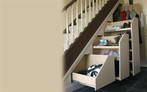 understairs shoe storage i want this stair pull out storage the shoe rack is
