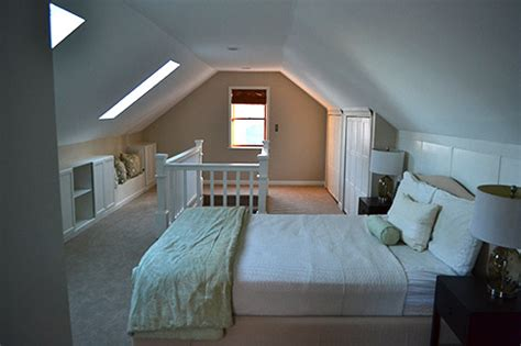 attic turned into bedroom ann arbor bungalow lemon grove blog