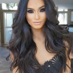 womans hairstyle for thick brown hair cute haircuts for straight hair long hairstyles 2015