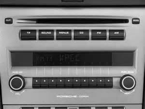 Porsche Radio 2008 Porsche Boxster Radio Interior Photo Automotive