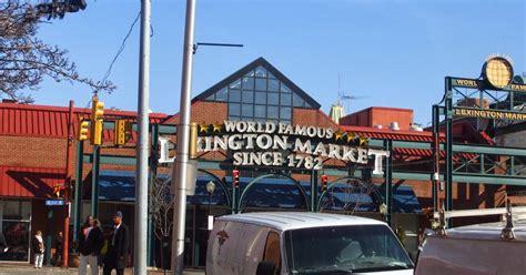 exploring lexington market s underground baltimore city s past present and future lexington market