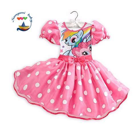 Pakaian Anak Import Branded Dress Pink Fashion jual gaun pita pony baju import dress branded