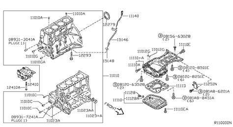 engine block diagram 2003 nissan maxima engine diagram wiring diagram manual