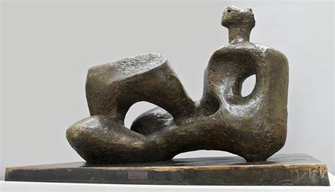 Henry Reclining Figure by Working Model For Unesco Reclining Figure Henry