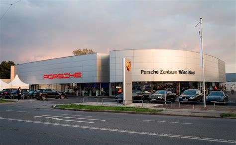 Porsche Wien by Neues Porsche Zentrum Wien Nord Er 246 Ffnet Trend At
