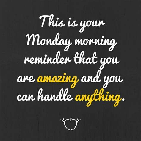 25 best ideas about motivational monday quotes on