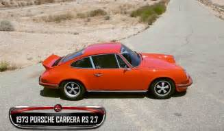 Is A Porsche Worth It Dempsey And Take Some Classic Porsche 911s To