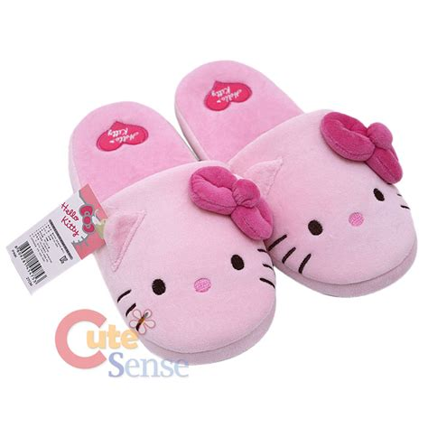 hello kitty house shoes hello kitty plush slippers foto bugil bokep 2017