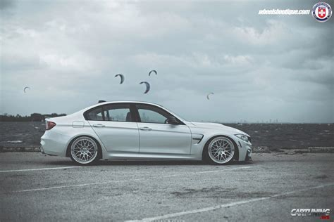 bmw m3 stanced stanced bmw m3 f30 187 cartuning best car tuning photos