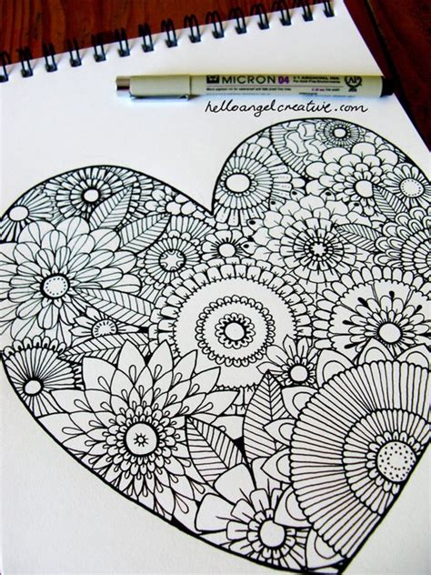 doodle drawing meanings 40 simple and easy doodle ideas to try