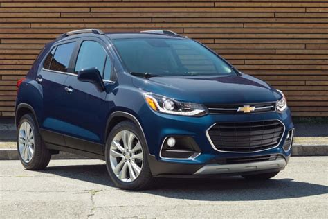 chevrolet trax review autotrader