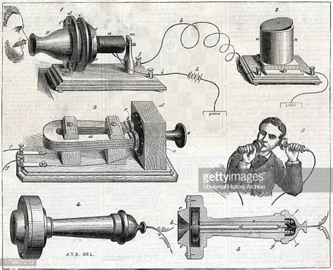 Bell Telephone Lookup Graham Bell Stock Photos And Pictures Getty Images