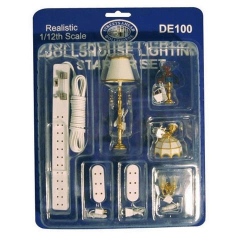 dolls house lighting dolls house lighting kit de100