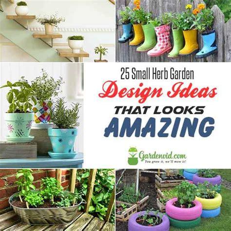 herb garden layout ideas 25 small herb garden design ideas that looks amazing