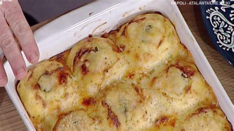 luisanna messeri ricette di cucina luisanna messeri cucina gnocchi di semolino farciti a la