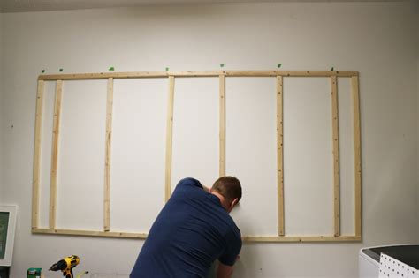 how to hang a swag l from the ceiling remodelaholic how to hang pegboard for laundry